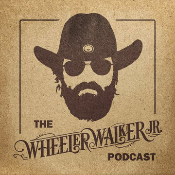 Podcast preview image of Wheeler Walker's face as an icon